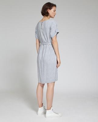 Kristina Printed Dress