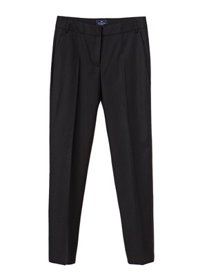 Blake Ankle Length Pants, Caviar Black