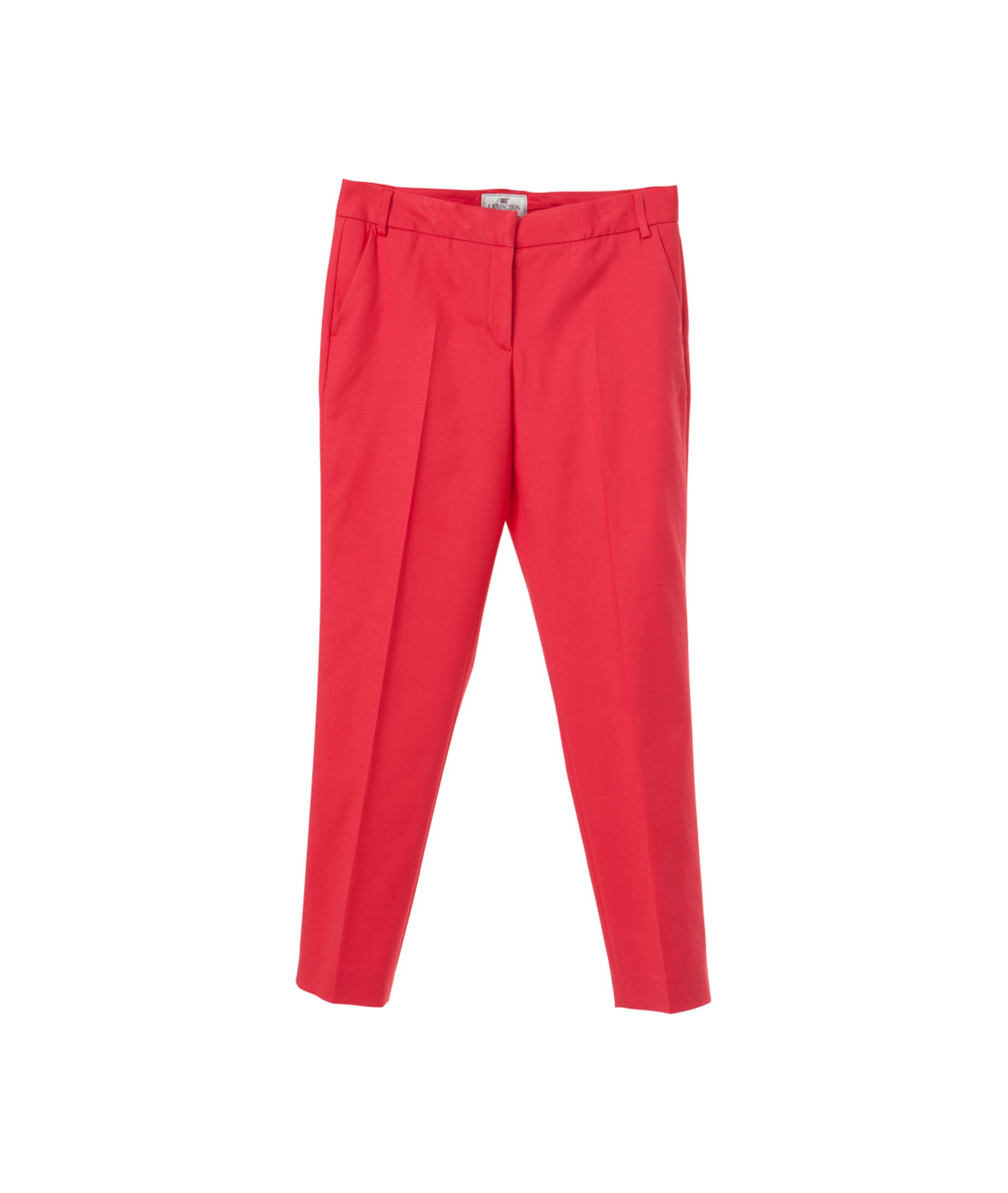 Blake Ankle Length Pants, Pompeian Red