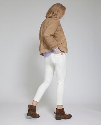Greta Quilted Jacket, Camel