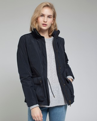 Naiya All Weather Jacket, Deep Marine Blue