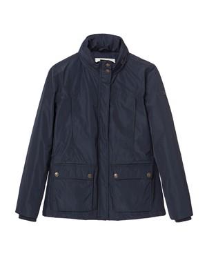 Naiya All Weather Jacket, Deep Marine Blue