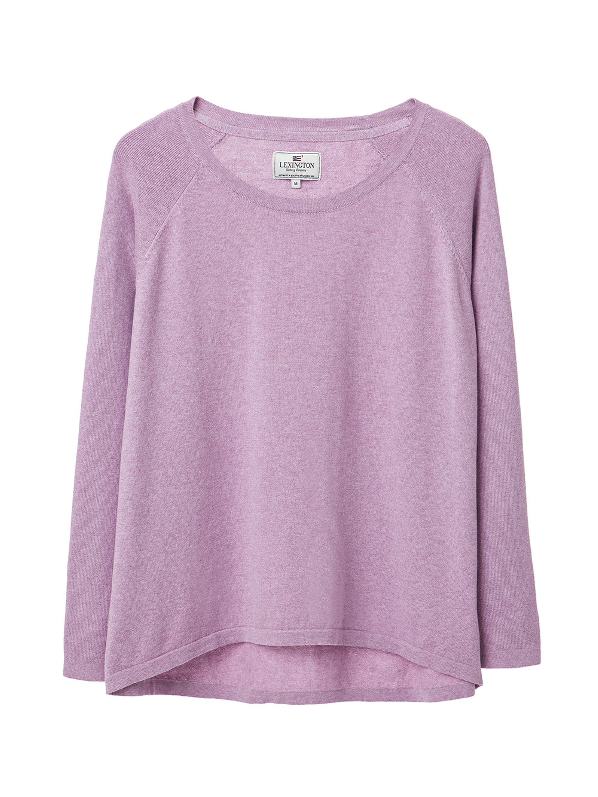 Lea Sweater, Pastel Lilac