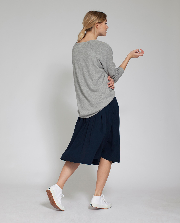 Lea Sweater, Light Warm Gray