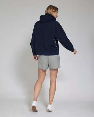 Sabine Knit Shorts, Light Warm Gray