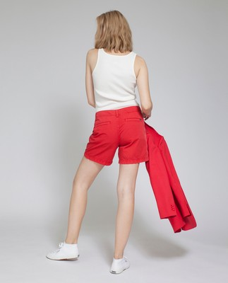 Gail Shorts, Pompeian Red