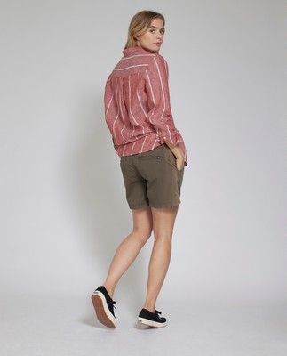 Gail Shorts, Khaki Green