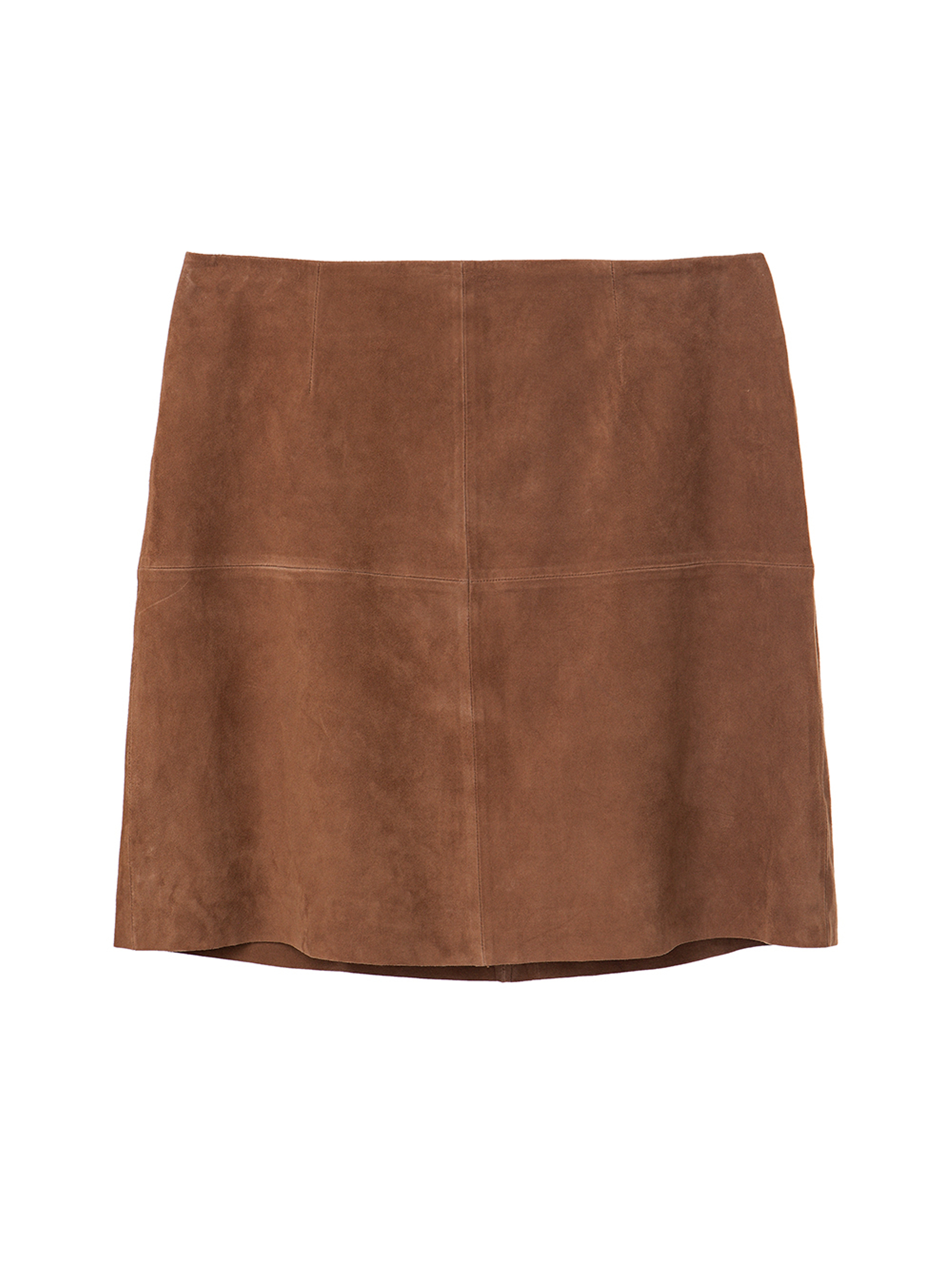 Kylie Suede Skirt
