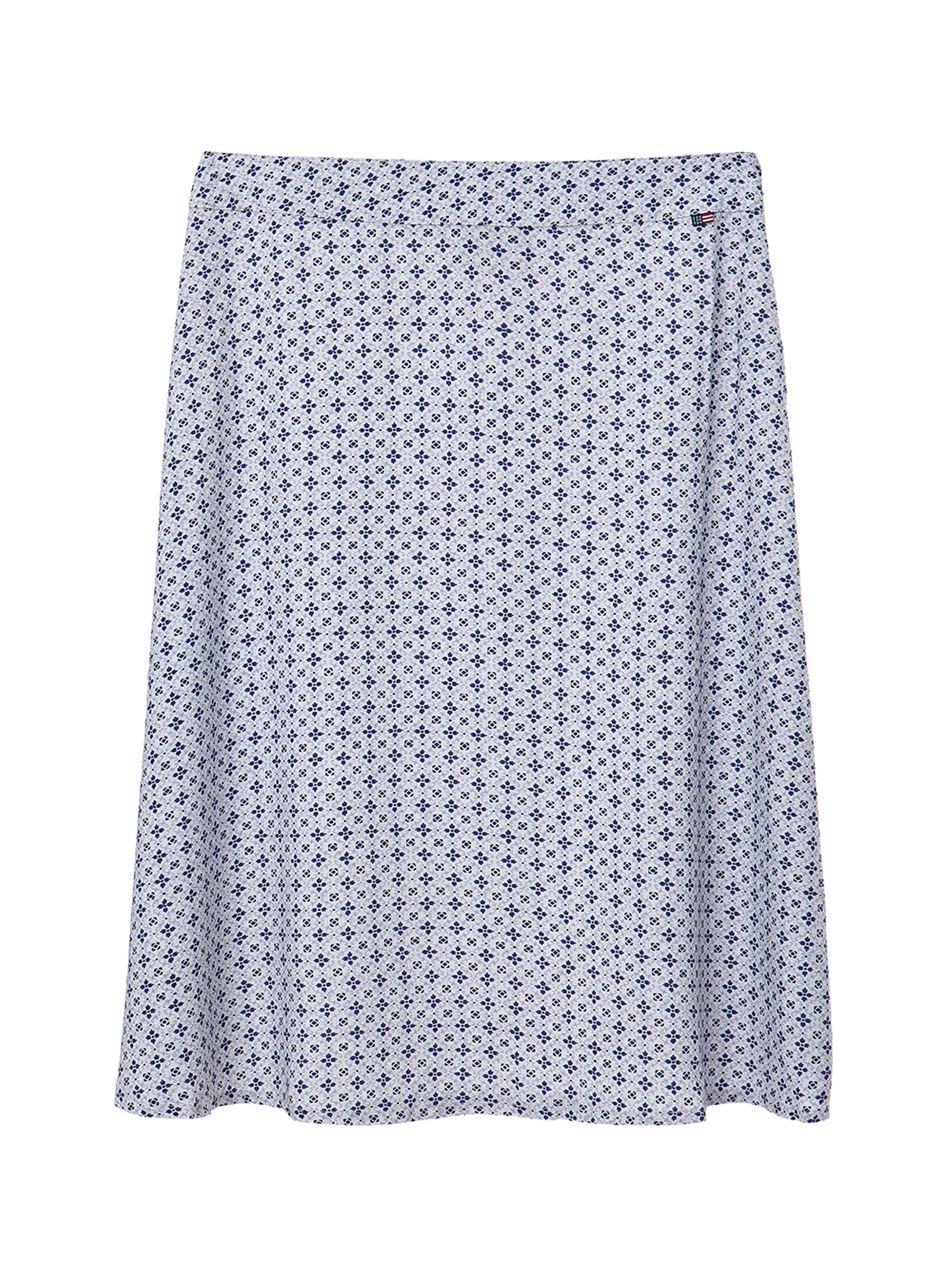 Helen Printed Skirt