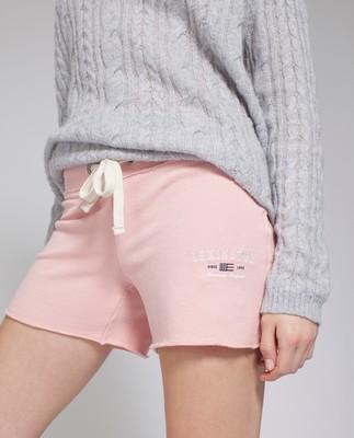 Naomi Shorts, Silver Pink