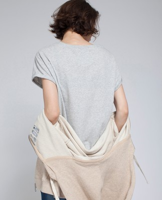 Vanessa Tee, Light Warm Gray