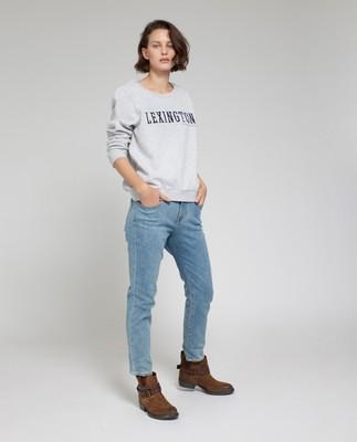 Chanice Sweatshirt, Light Gray