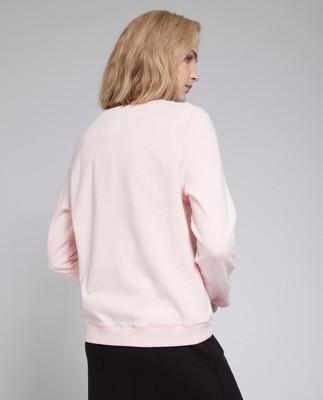 Chanice Sweatshirt, English Rose Pink