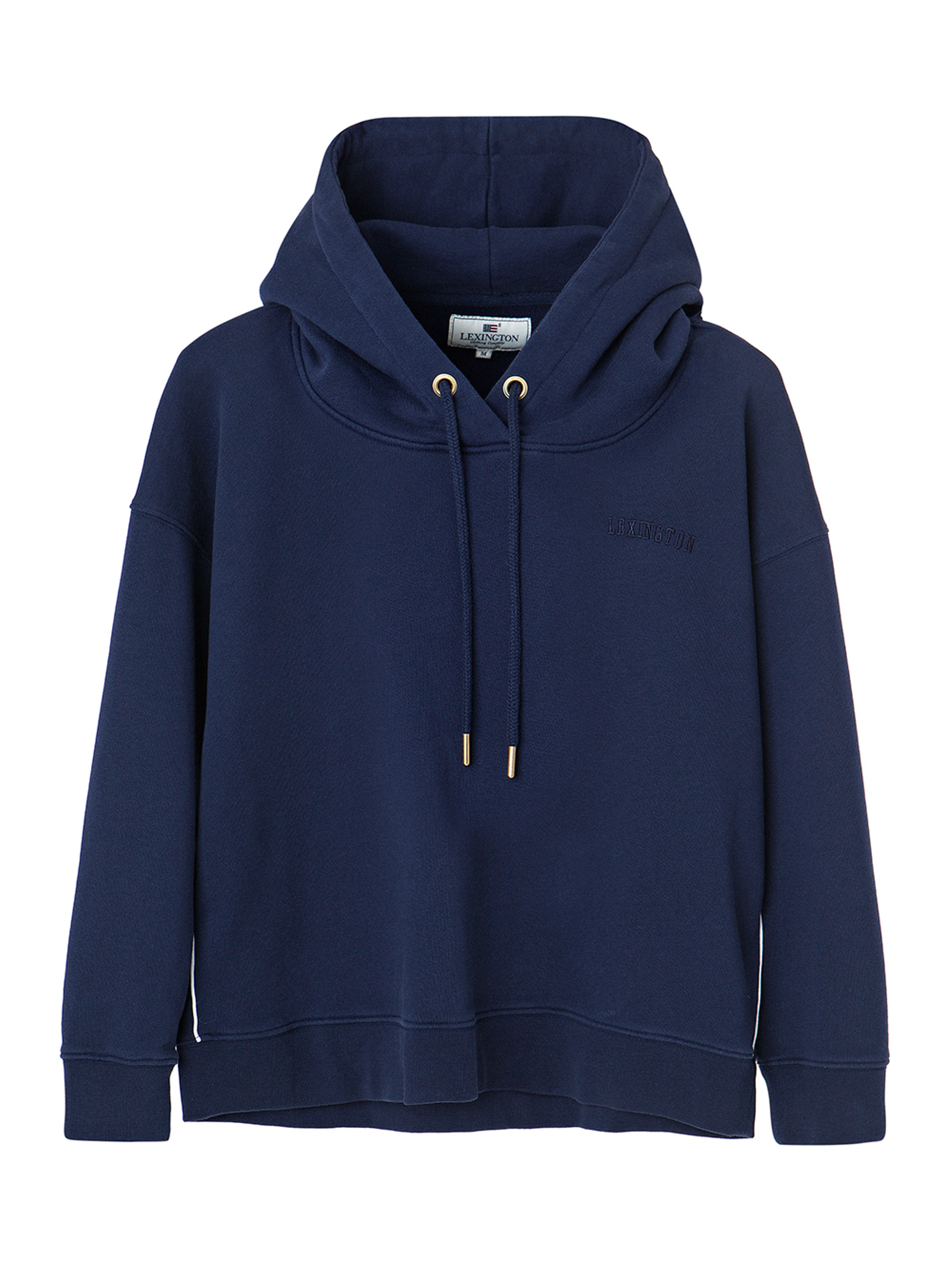 Fay Hoodie, Deepest Blue