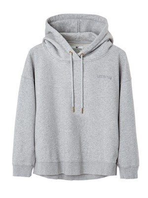 Fay Hoodie, Light Warm Gray