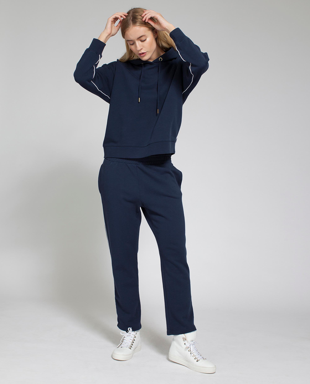 Tina Track Pants, Deepest Blue