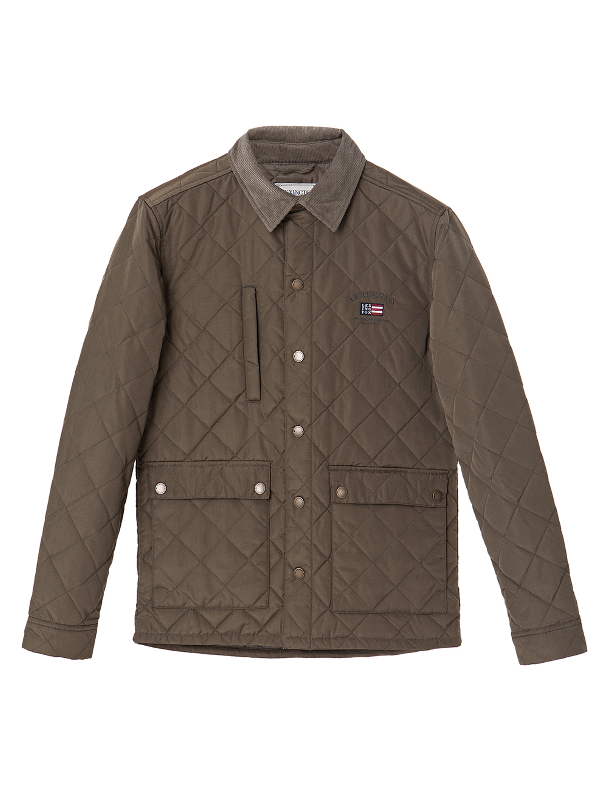 Hunter Quilted Jacket, Hunter Green
