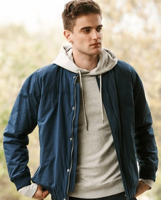 Richard Jacket, Deepest Blue