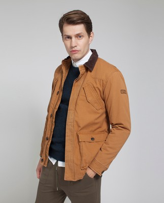 Glenn Field Jacket, Chipmunk Beige