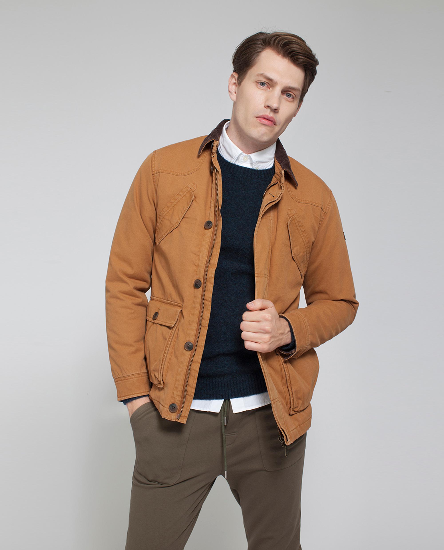 Glenn Field Jacket, Chipmunk Beige