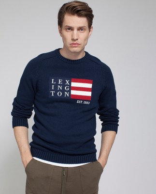 Dylan Sweater, Deepest Blue