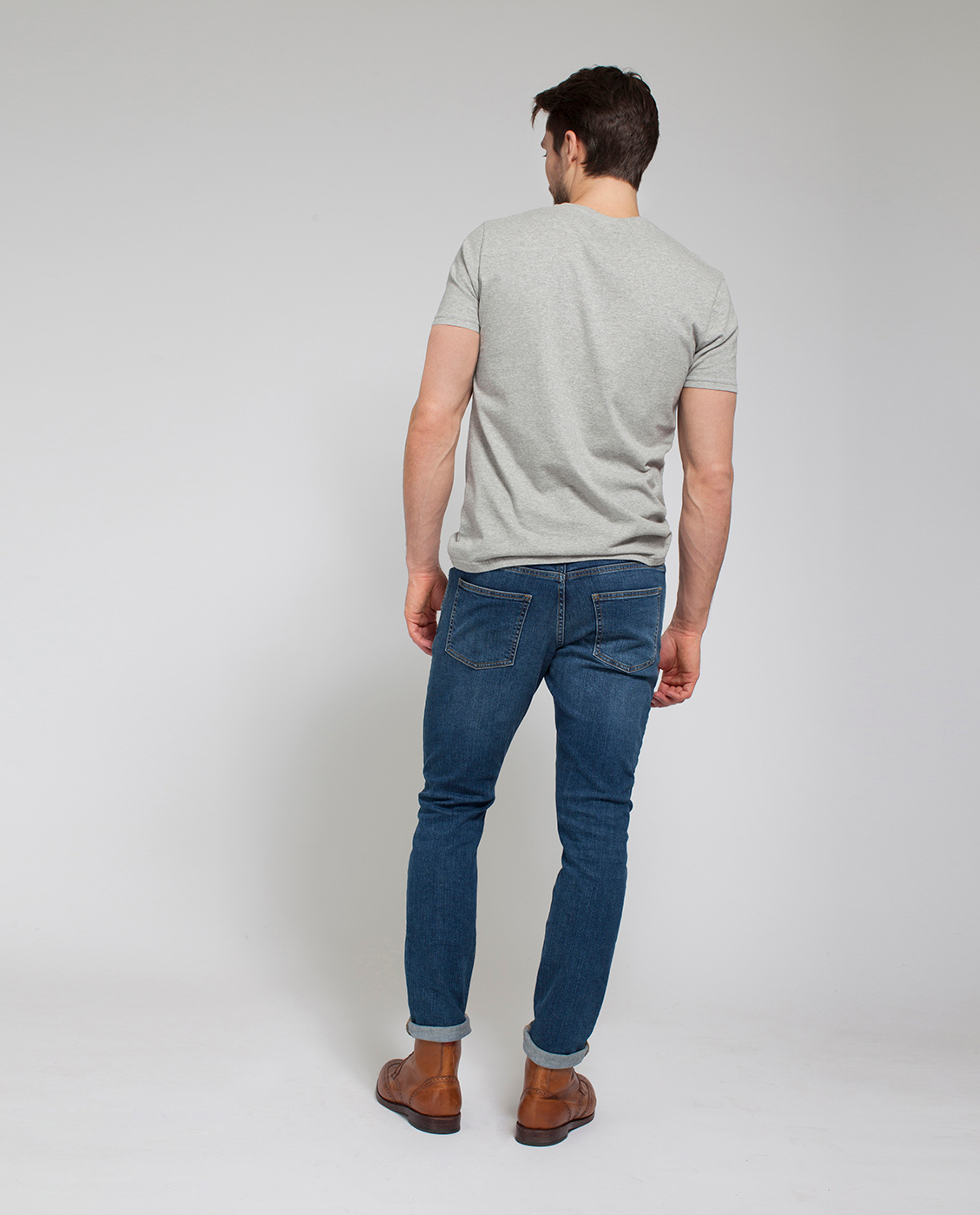 DENIM - Denim trousers E/kollins