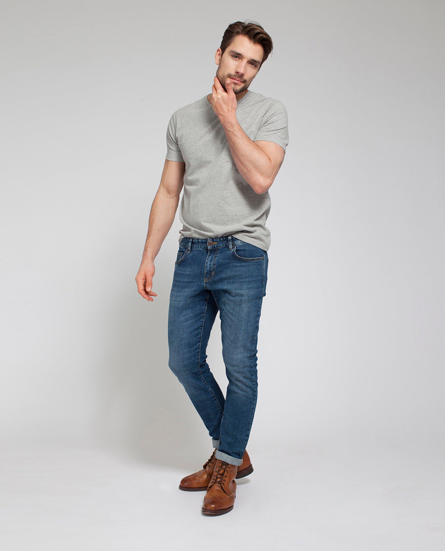 Colin Jeans, Medium Blue Denim