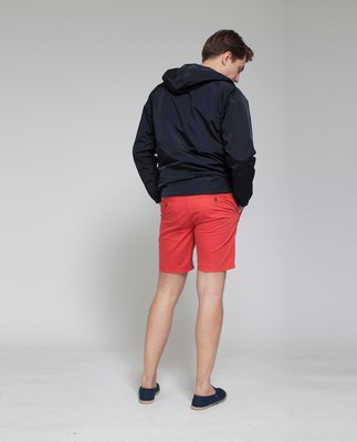 Gavin Chino Shorts, Vintage Red