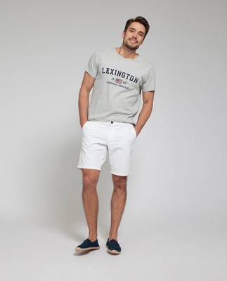 Gavin Chino Shorts, Bright White