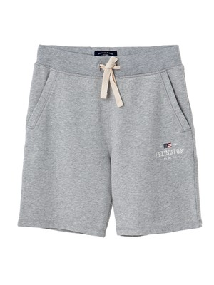 James Jersey Shorts, Light Warm Gray
