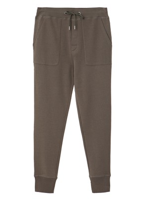 Job Jersey Track Pants, Hunter Green