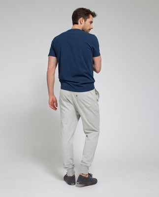 Job Jersey Track Pants, Light Warm Gray