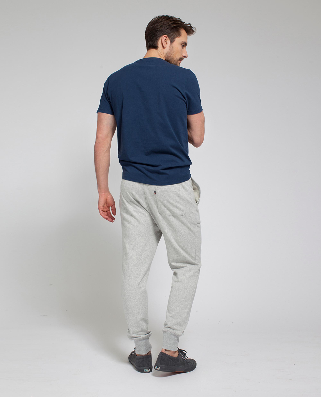 Job Jersey Track Pants, Light Warm Gray