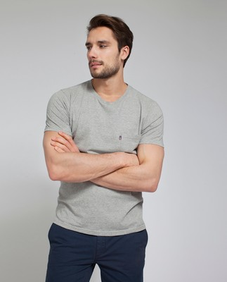Travis Tee, Light Warm Gray
