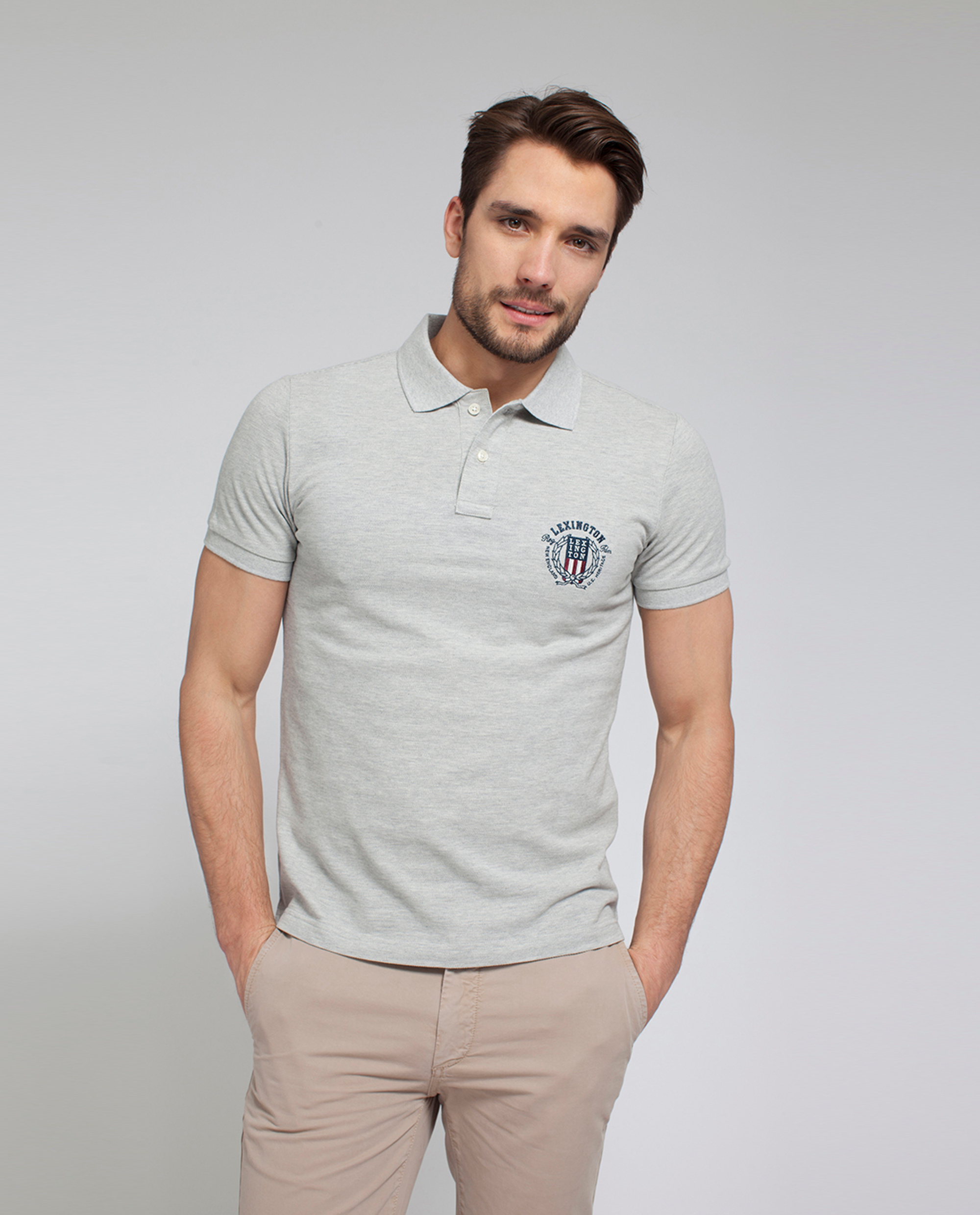 Oscar Polo, Light Gray
