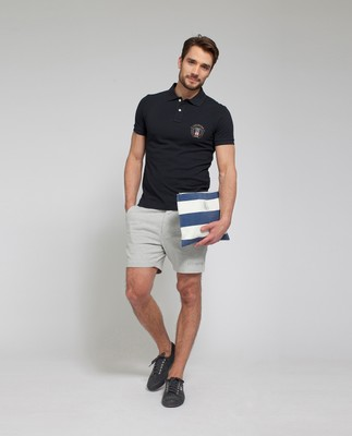 Oscar Polo, Deep Marine Blue