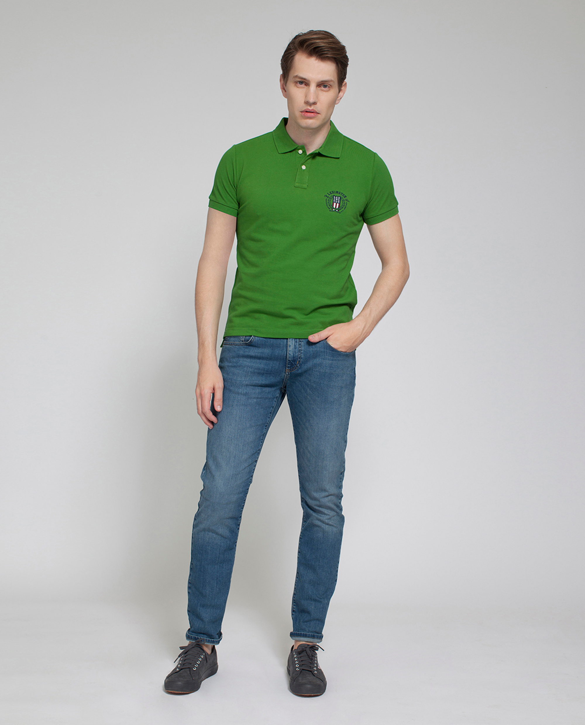Oscar Polo, Tree Top Green