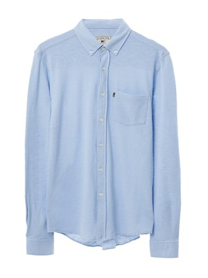 Irvin Pique Shirt, Kentucky Blue