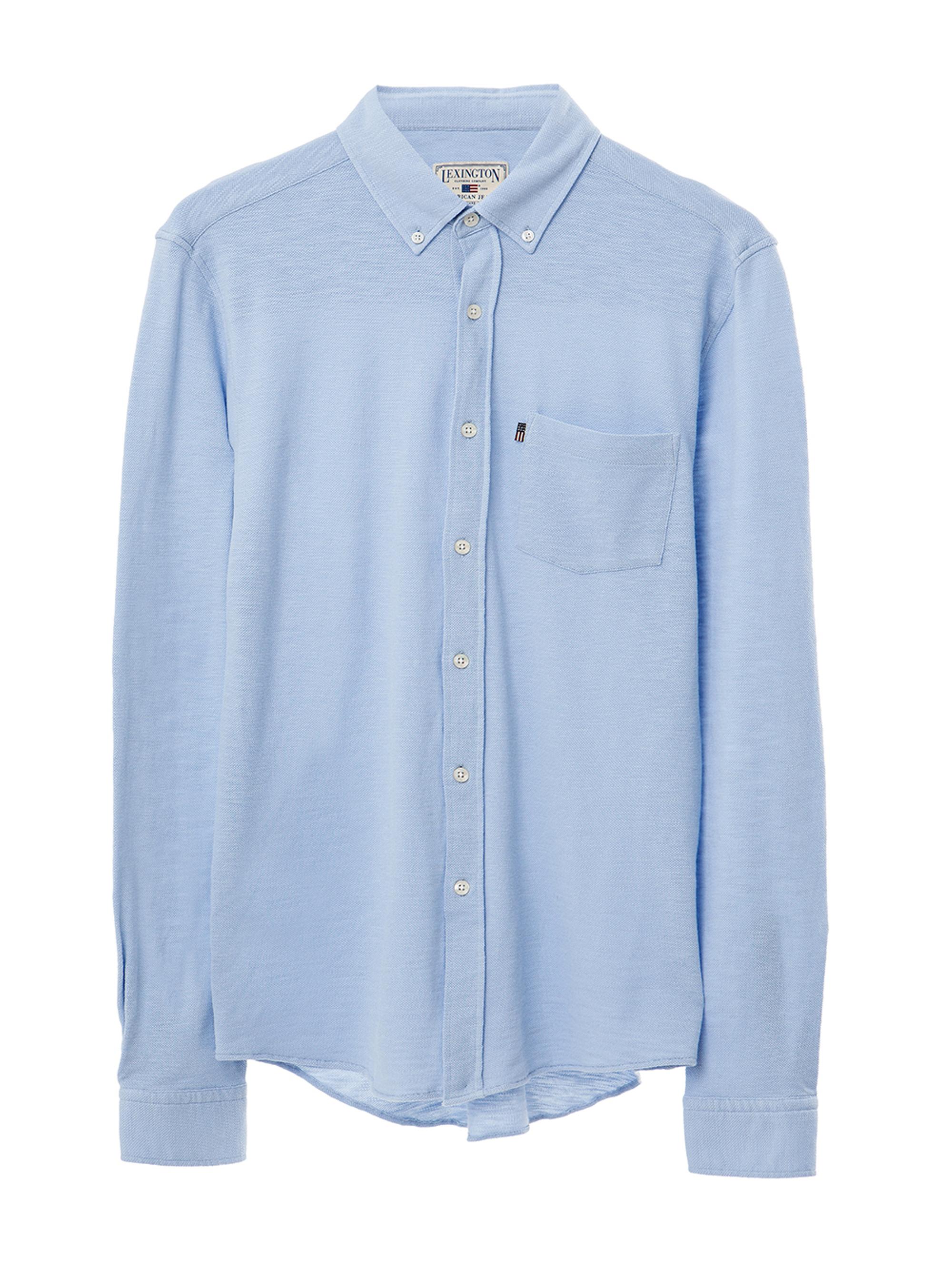 Irvin Pique Shirt, Kentucky Blue