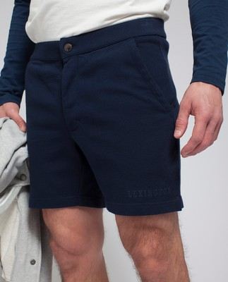 Pete Jersey Shorts, Deepest Blue