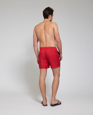 Elliot Swimshorts, Pompeian Red