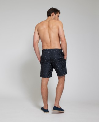 Anthony Swimshorts, Anchor Print