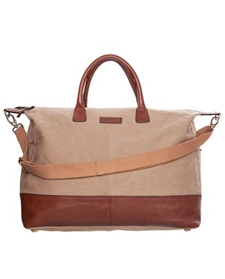 Sommerville Weekend Bag, Camel