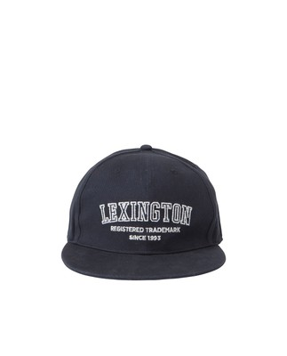 New Hampshire Cap, Deep Marine Blue