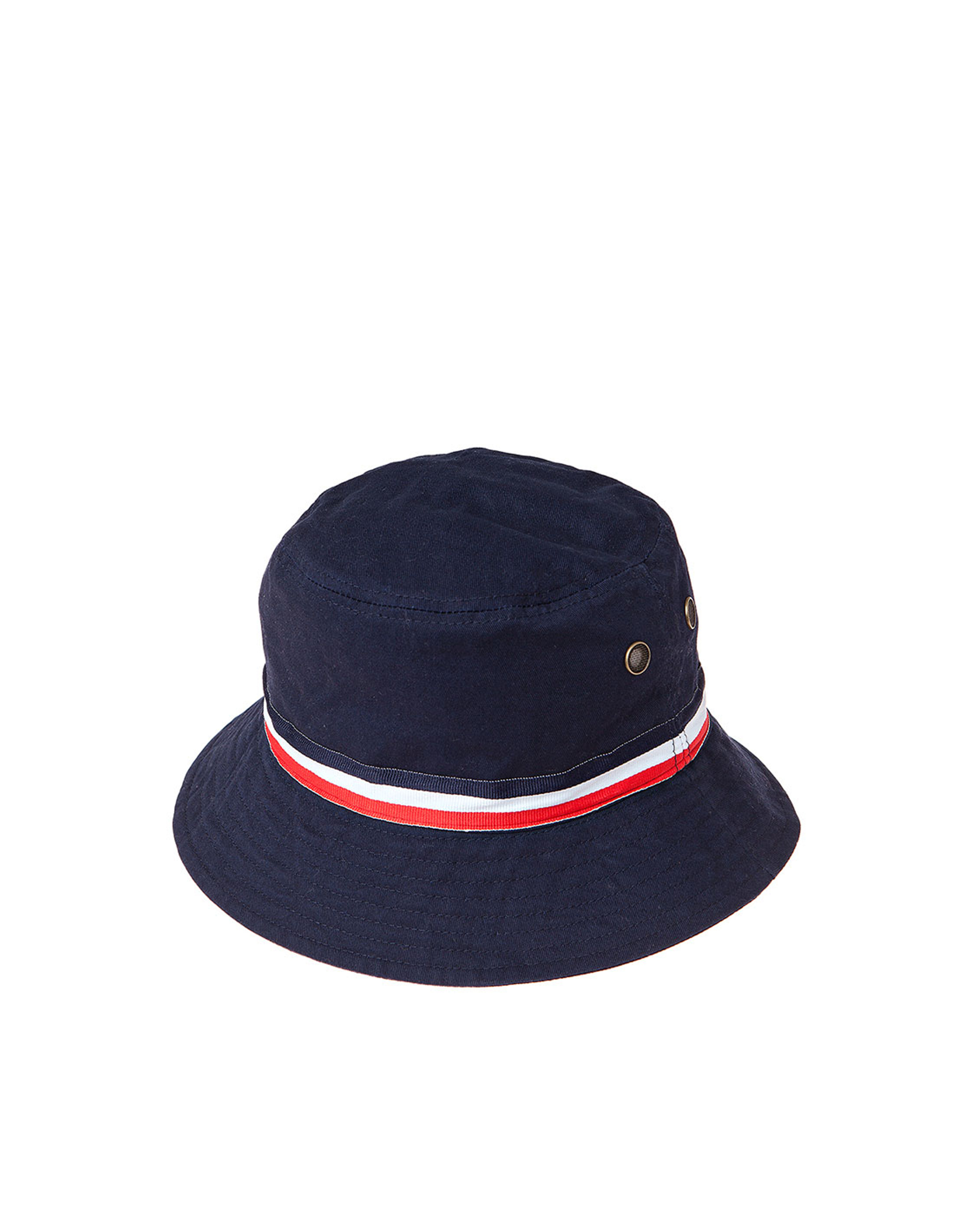 Bridgehampton Bucket Hat, Deep Marine Blue