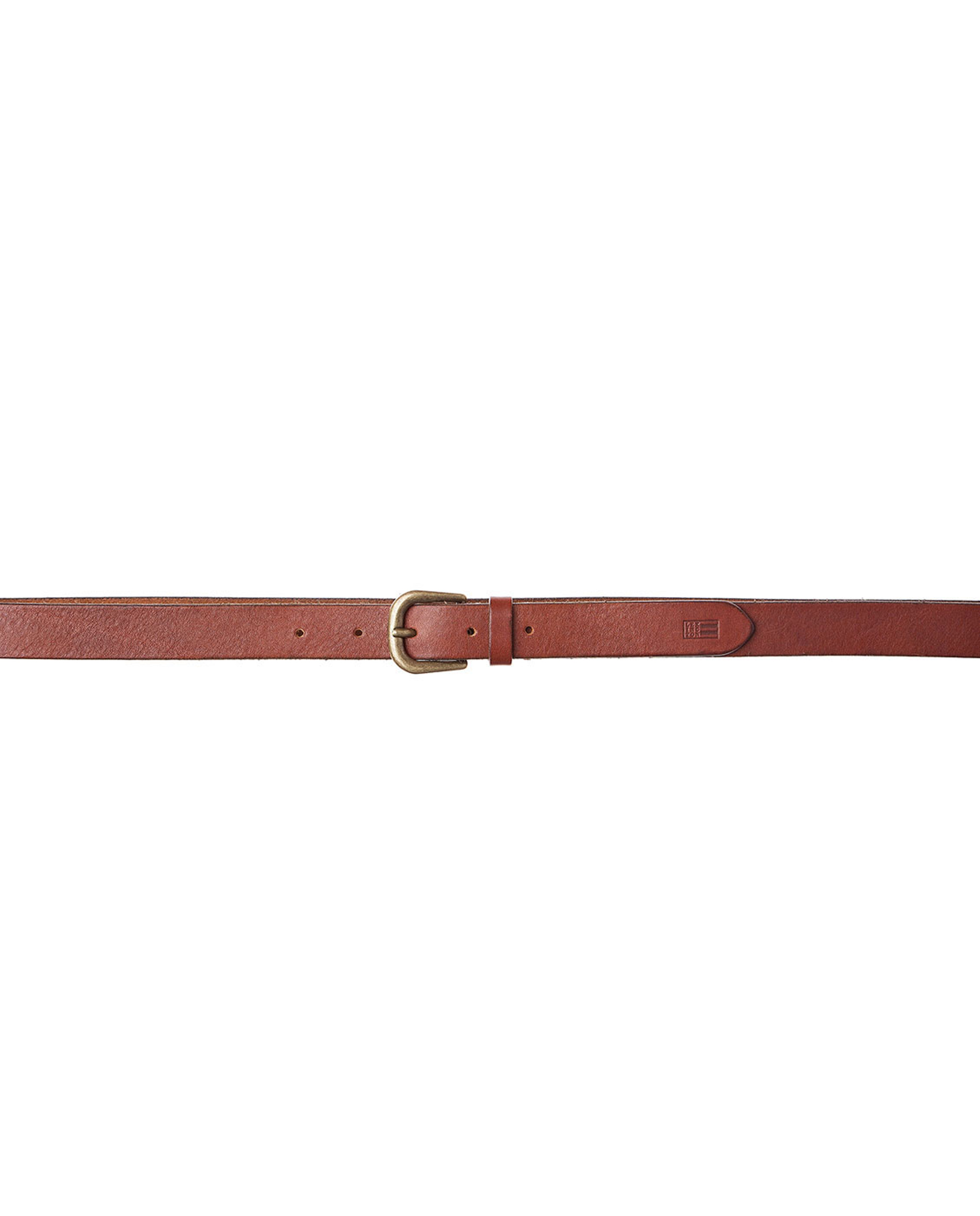 Fairview Leather Belt, Cognac