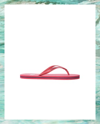 Orlando Flip Flops, Pompeian Red - Coming soon!