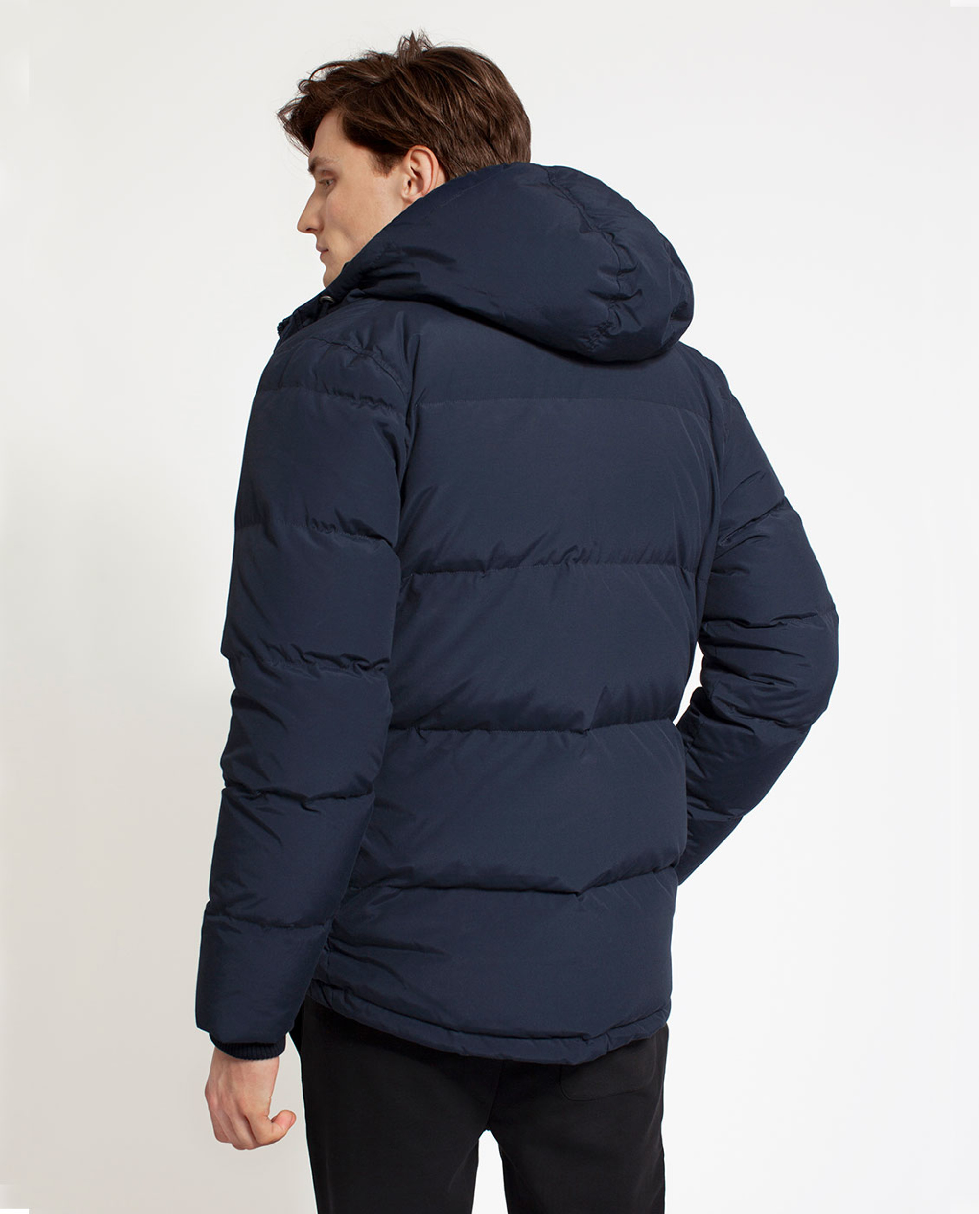 Dave Down Jacket, Deepest Blue
