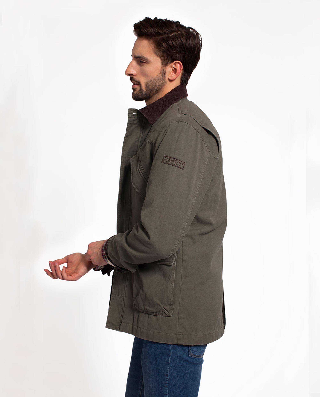Glenn Field Jacket, Hunter Green