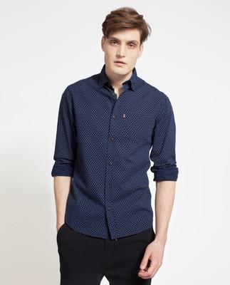 Clive Star Print Shirt